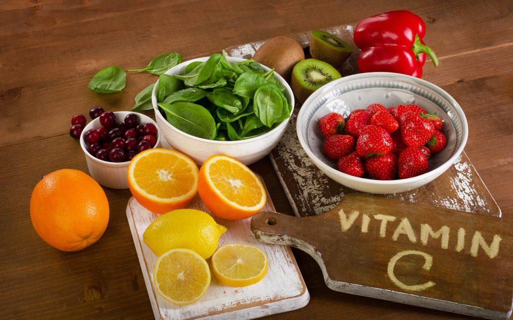 Beneficios de la vitamina c ibs - Antioxidantes alimentos ricos ...