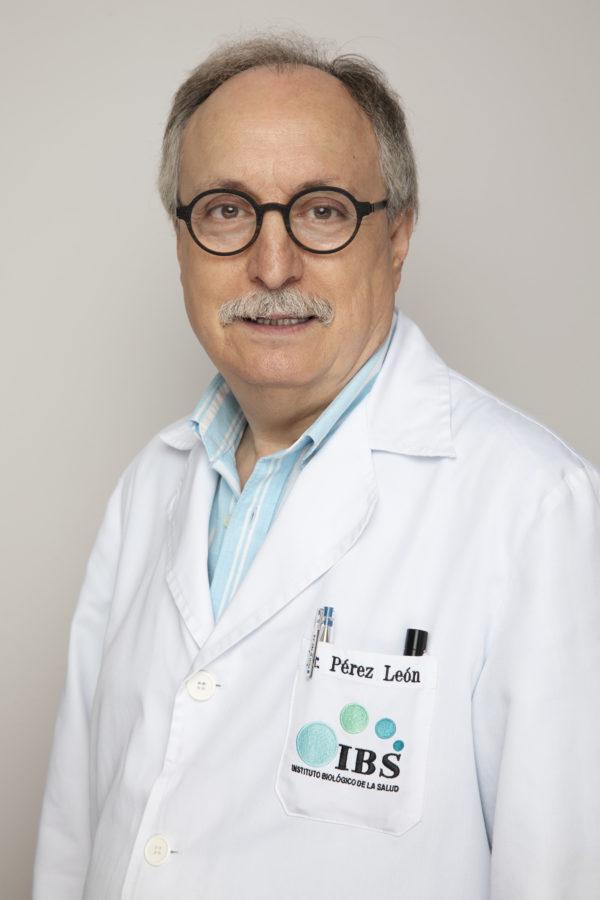 Domingo Pérez León